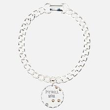 Pitbull Mom Bracelet