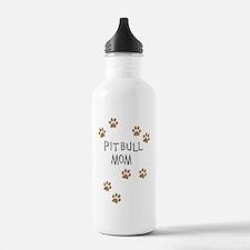 Pitbull Mom Water Bottle
