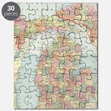 Funny Michigan state Puzzle