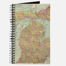Unique State of michigan Journal