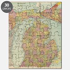 Unique Michigan state Puzzle