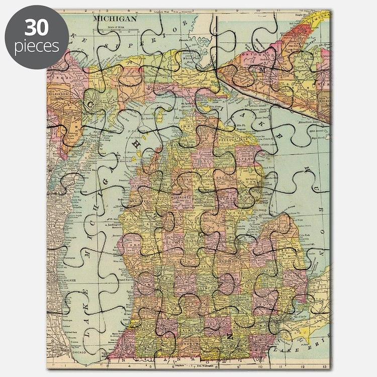Cute Michigan Puzzle