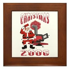Christmas This Year Framed Tile