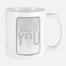 AHS Hotel The Countess Awaits You Mug