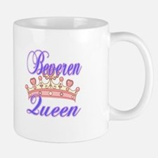 Beveren Queen Mugs
