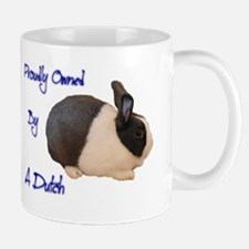 Owned By A Dutch Mugs
