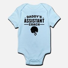 Daddys Assistant Football Coach Body Suit