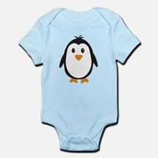 Penguin Infant Bodysuit