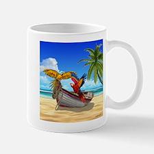 Parrots of the Caribbean Mugs
