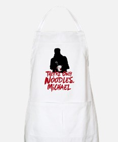 They're Only Noodles Michael Apron