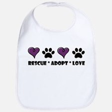 Unique Animal rescue Bib