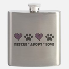 Funny Rescue Flask