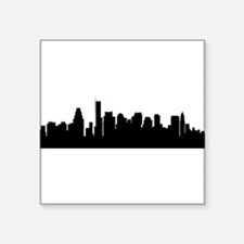 Boston Cityscape Skyline Sticker