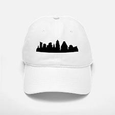 Austin Cityscape Skyline Baseball Baseball Baseball Cap