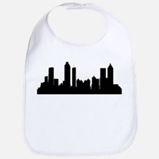 Atlanta Cityscape Skyline Bib