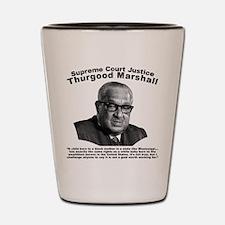Thurgood Marshall: Equality Shot Glass