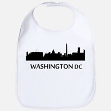 Washington DC Cityscape Skyline Bib