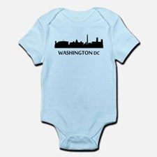 Washington DC Cityscape Skyline Body Suit