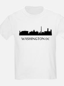 Washington DC Cityscape Skyline T-Shirt