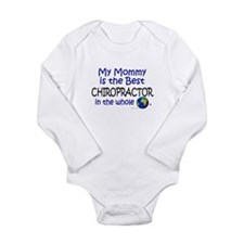 Cute Blaine is the worlds greatest valentine Long Sleeve Infant Bodysuit