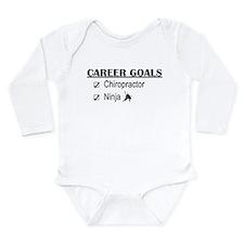 Cute Chiro Long Sleeve Infant Bodysuit