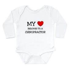 Funny Patients Long Sleeve Infant Bodysuit
