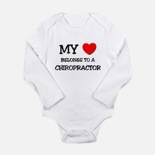 Chiropractor Long Sleeve Infant Bodysuit