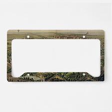 Unique Nashville License Plate Holder