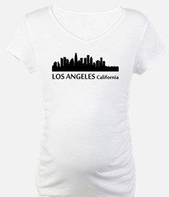 Los Angeles Cityscape Skyline Shirt
