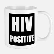 HIV Positive Mugs