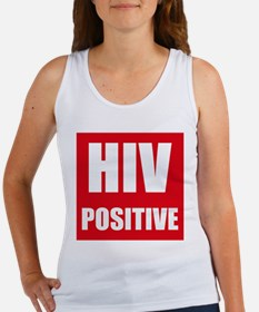 HIV Positive Tank Top