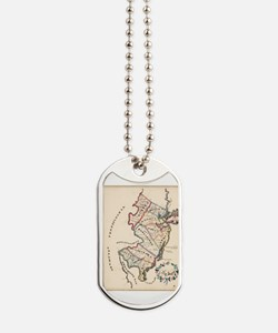 Unique New jersey Dog Tags