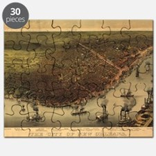 Funny New orleans Puzzle