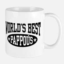 World's Best Pappous Mug