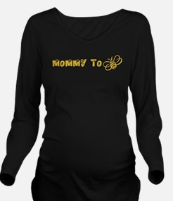 Mommy to bee Long Sleeve Maternity T-Shirt