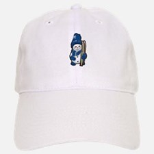 Snowboy Baseball Baseball Cap