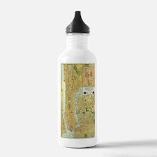 Cute Manhattan Water Bottle