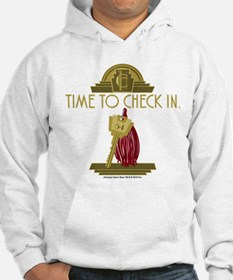 AHS Hotel Time to Check In Hoodie Sweatshirt