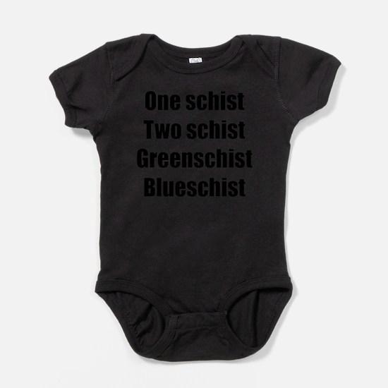 Cute Geology Baby Bodysuit