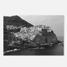 Cute Black and white Postcards (Package of 8)