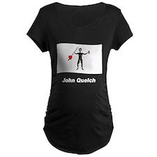 Pirate Flag - John Quelch (Front) T-Shirt