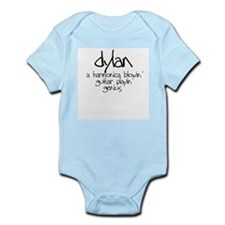 Cute Harmonica Infant Bodysuit