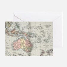 Cute Australia oceania Greeting Card