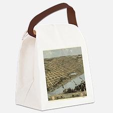 Cute Omaha Canvas Lunch Bag