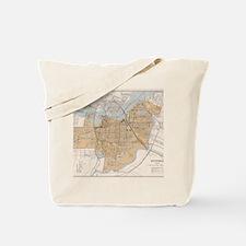 Cute Vintage canada Tote Bag