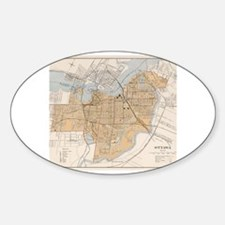 Unique Ottawa Sticker (Oval)