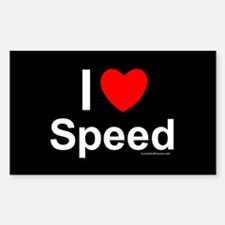 Speed Decal