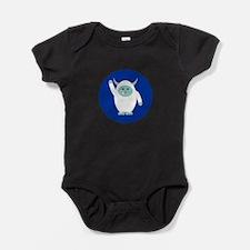 Cute Yeti Baby Bodysuit