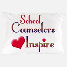 School Counselor Pillow Case