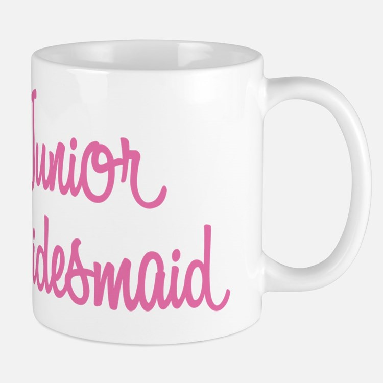 Junior Bridesmaid Mugs